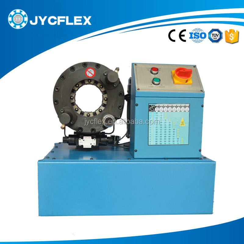 hose crimping machine for all kinds of hoses