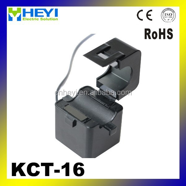 Split Core Current transformer KCT-16 CT window size 16mm current transformer