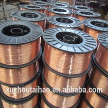 Gas Shielded Mig Welding Wire AWS 5.18 ER70S-6/CO2 Mig Mag Welding Wire( skype: taihao-vivian)