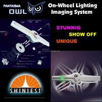 2015 Coolest WL-1502R LED Auto Lighting System and Remote Control