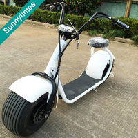 Newest 800w Two Wheels Outdoor Sport Electric Scooter Motorbike Citycoco for adults
