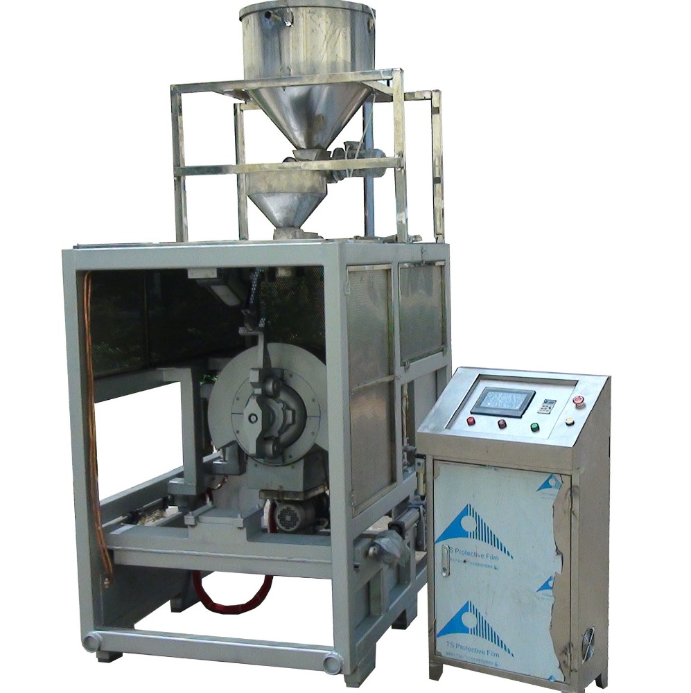 Automatice rice cereal puffing machine cereal puff machine