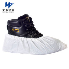 Disposable PE/CPE plastic overshoes