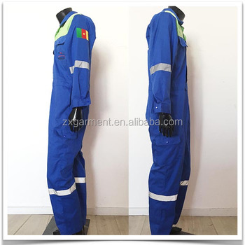 Product Customization Customer Service Worker Unisex Adults Coveralls Reflective