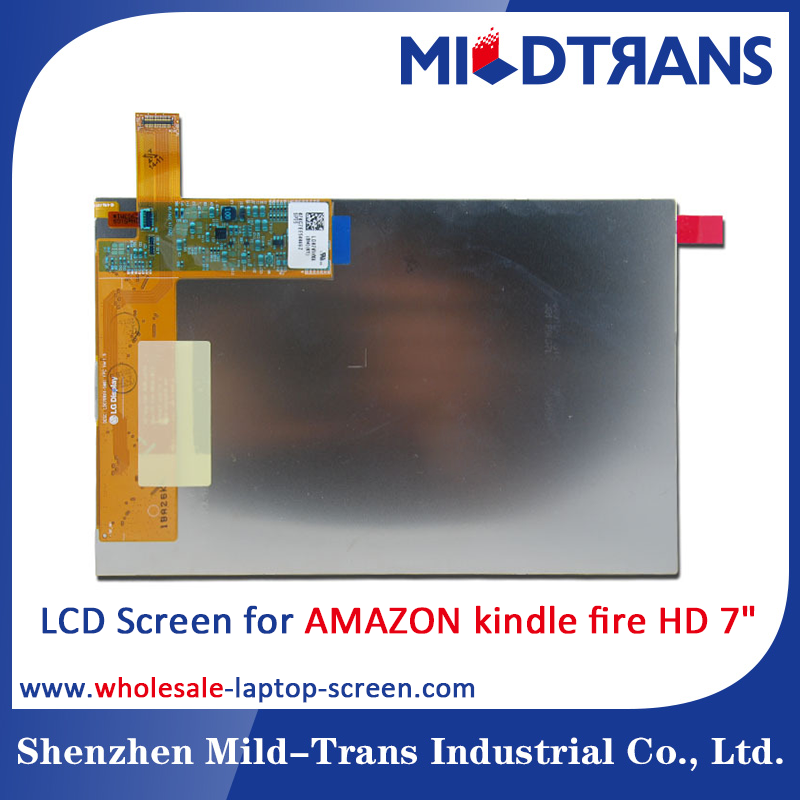 China wholesaler for replacement screen lcd for amazon kindle fire HD 7