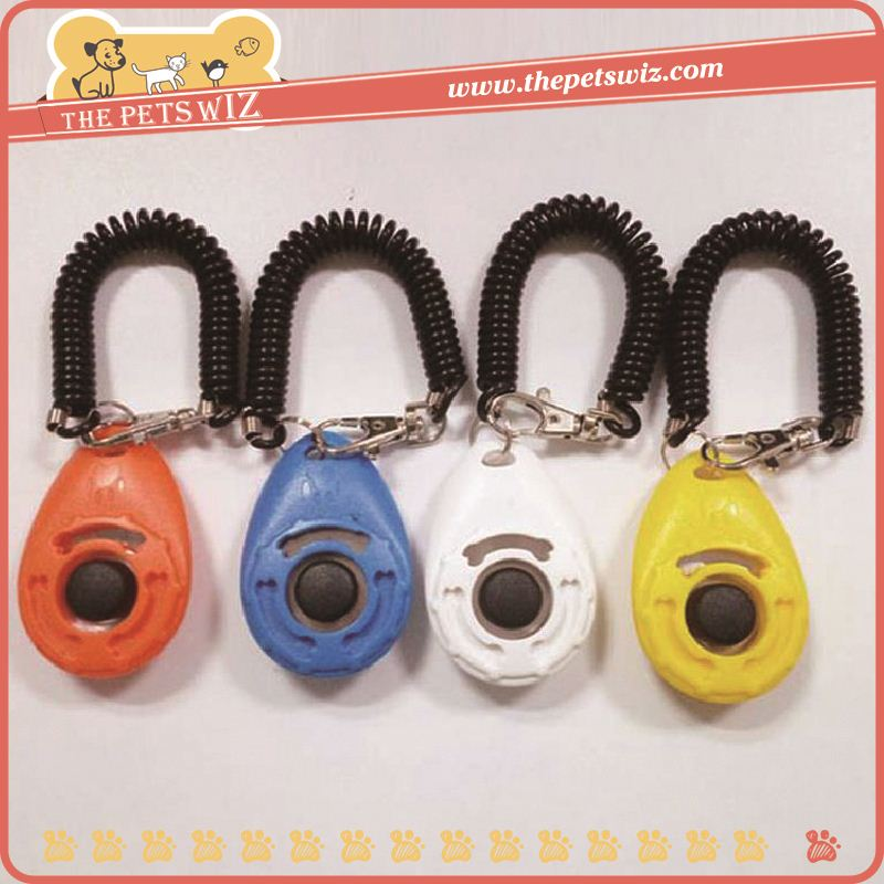 Dog training electronic clicker ,p0w8c training trainer for sale