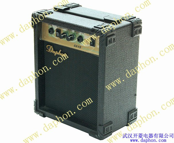 15W guitar amplifier