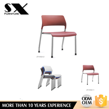 Factory direct supply School student revolving chairs with foldable tablet,chairs with arm