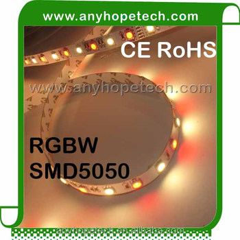 SMD5050 60leds full coloful 72w cri>90 Australian approved LED RGB