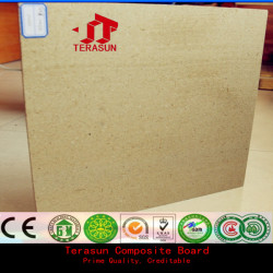 CE approval class A1 incombustible waterproof particle board