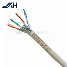 Cat6 UTP Cable Roll Twisted 4 Pair 24AWG SSTP Cat6 Cable
