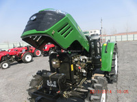 YTO brand engine 45HP 50HP Foton Wheeled Farm Tractor