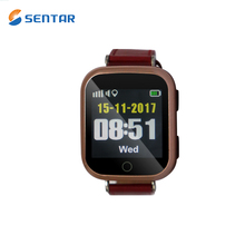 1.54inch Color Display OLED Heart Rate Monitor Smart GPS Watch Elderly SOS Watch