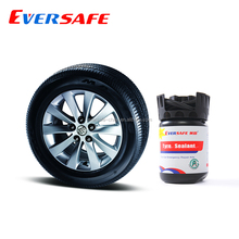 Motorcycle 450ml Anti-freeze grey color liquid tire sealant for tubeless tire puncture repair