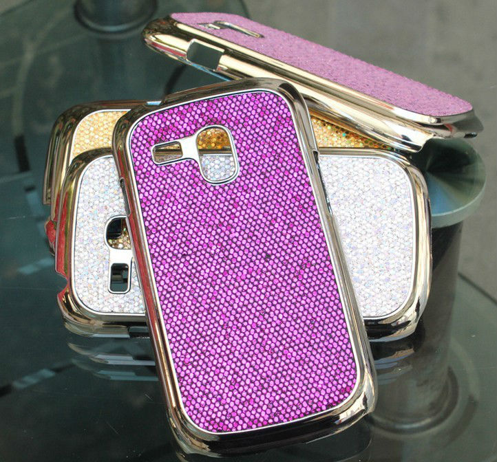 2013 New design bling case for samsung Galaxy Trend Duos S7562