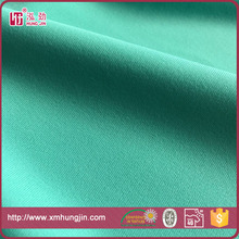 80 nylon 20 spandex tricot knitted two way stretch fabric for swimwear