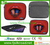 Custom neoprene Red Lips PU leather laptop sleeve for IPAD notebook macbook air