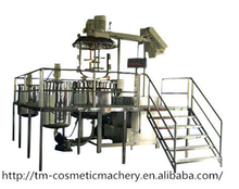new products 2016 vacuum emulsifying unguent making machine for sale