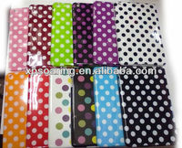 polka dot tpu case skin cover for ipad mini