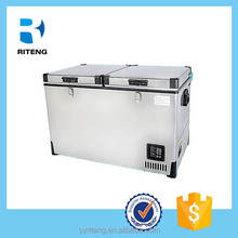 double sided car refrigerator
