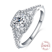 Ally Express Cheap Wholesale Women Wedding Ring 925 Sterling Silver Alibaba in Russian