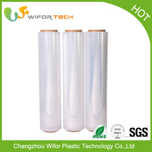 Black And White Adhesive Ldpe Stretch Film