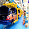 electric vehicle production line