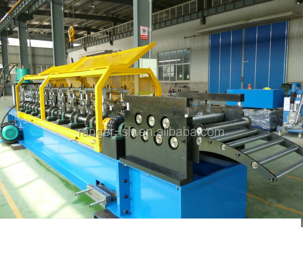 Drawer Slider Rail Making Machine Aluminum Stud And Track Roll Stamping Machine