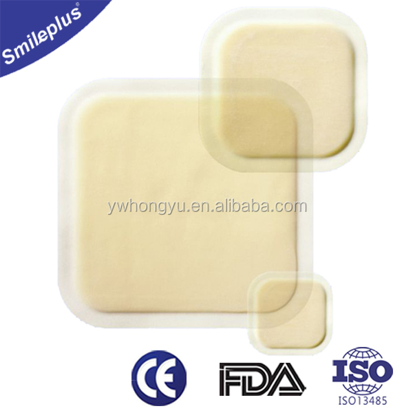 Super absorbent Promote healing Hydrocolloid Adhesive Pads dressing for wound care