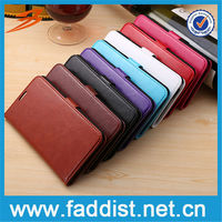 Cheap wallet stand mobile phone case for samsung galaxy note3 neo