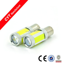 High quality 1156 7W 12V 6000K White light Car LED for Turn light