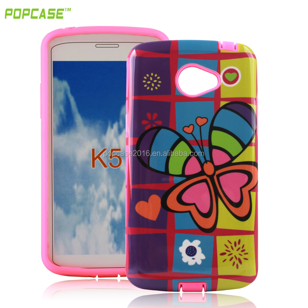 back cover case protector for lenovo k5