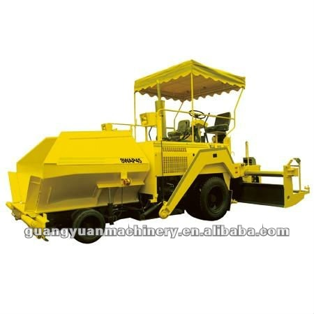 4500MM Wheel Asphalt Road Paver