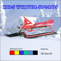 2016 New Type Kids Ski Scooter Snow Sled