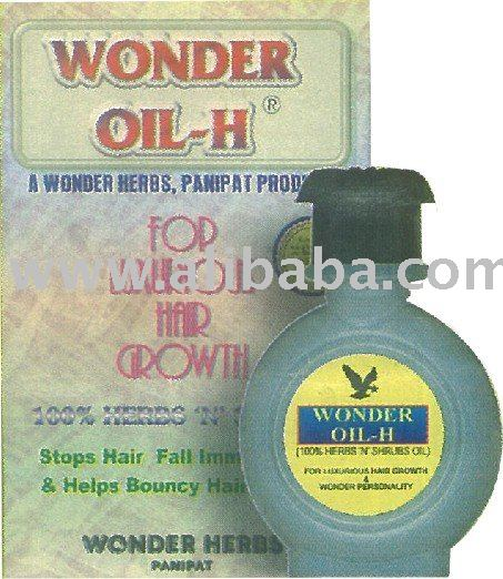 Hair Oil for curing Baldness