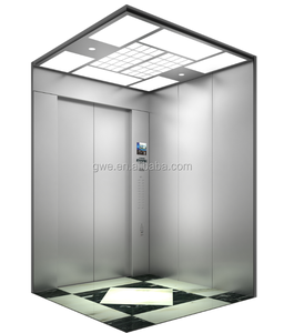 320kg 4 Persons Home Lift Small Elevators For Homes