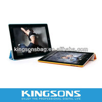hot-sell PU case for Ipad, wholesale for ipad waterproof case