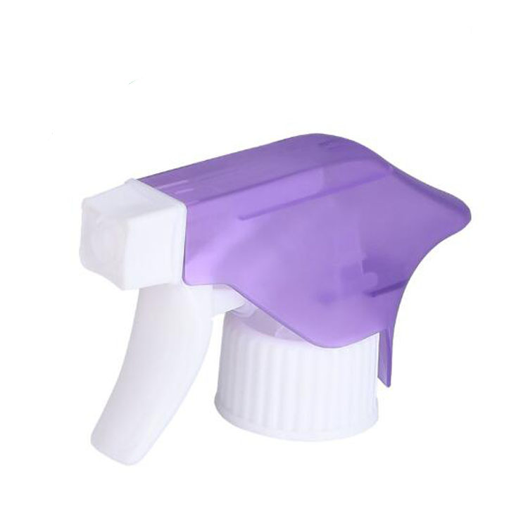 On stock strong trigger for plastic bottle size 28/410 plastic trigger sprayer with big dosage