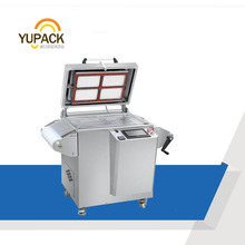 MAP Tray Sealer packaging Machinery vacuum packing machine Inflatable N2/O2/CO2