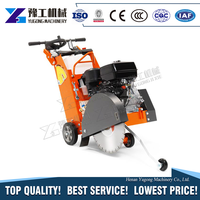 2017 New Type Walk-behind Portable Asphalt Concrete Road Cutting Machine