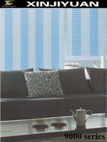 Zebra roller blinds with special design for window decoration