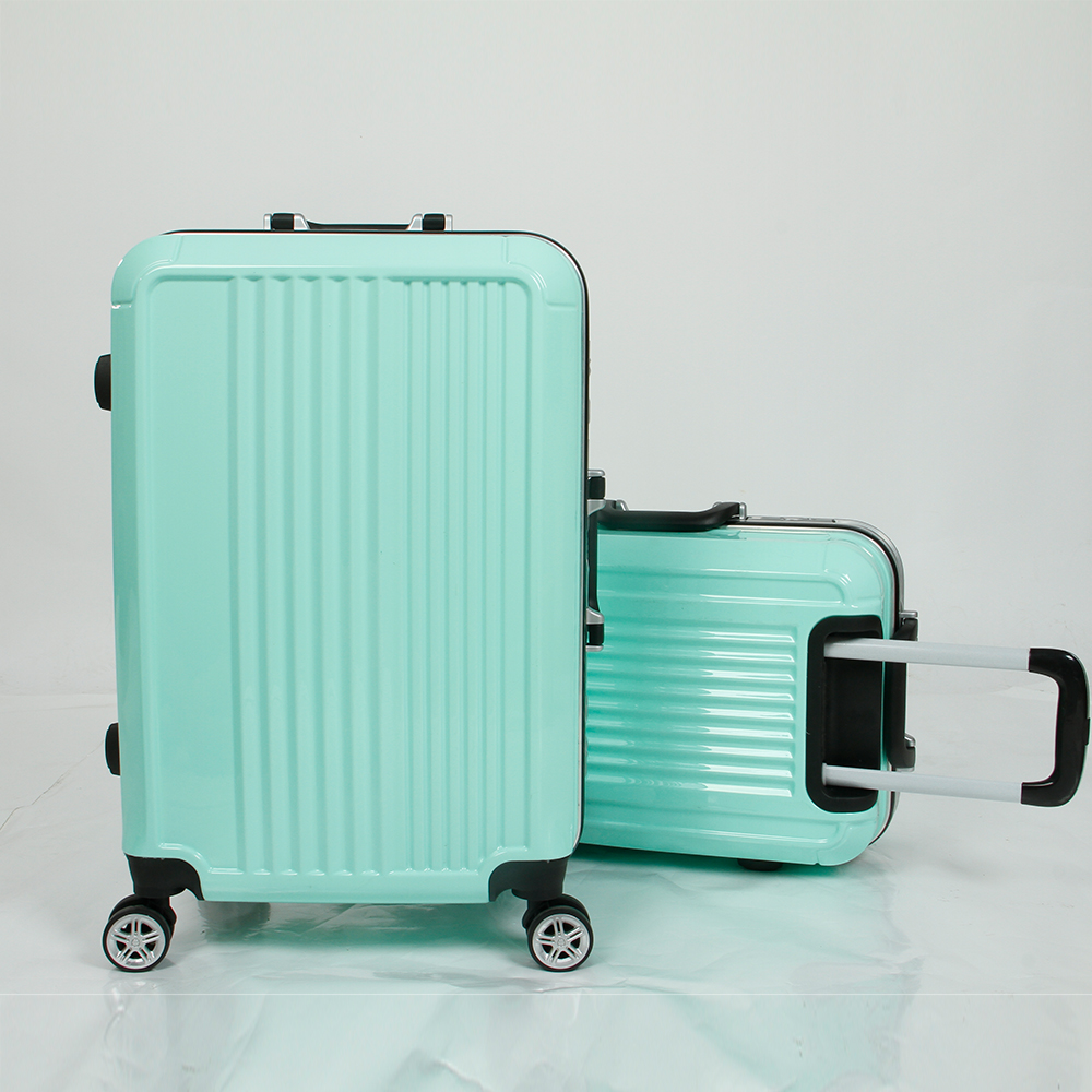 New Desigh Trolley Case Colorful Spare Parts Suitcase Luggage Travel Suitcase