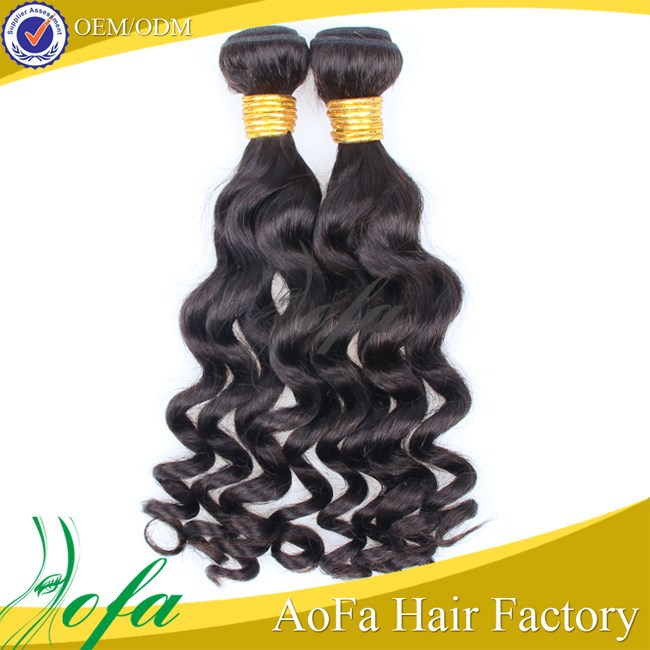 Perfect return policy large stocks top quality virgin human european wavy hair