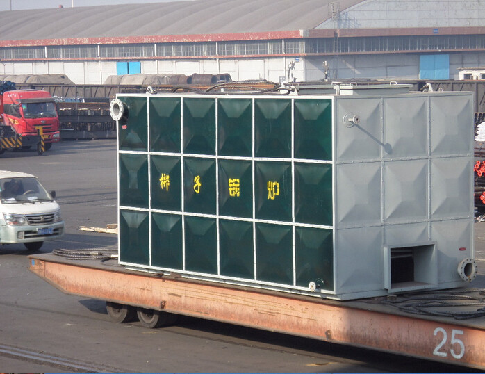 hand burn coal fired thermal oil boiler