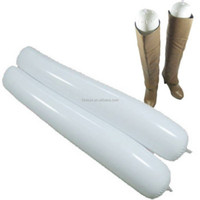 Plastic Inflatable Boot Shapers -50cm long