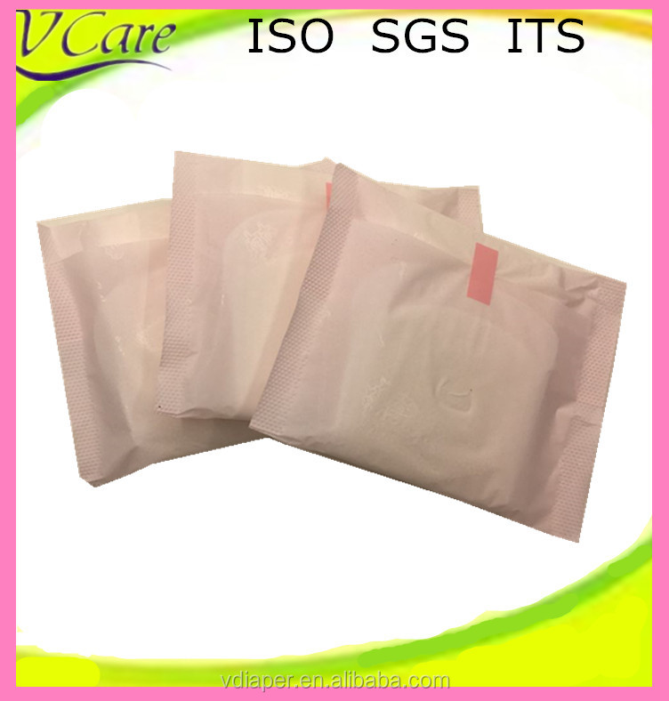 the cheapest Women Ladies sanitary pads Manufacturer in China