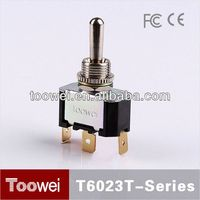 CE,IP67,RoHS mts-202 small toggle switch