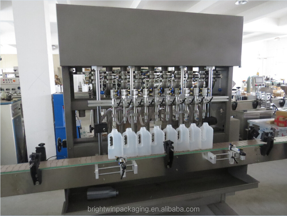 Free shipping factory direct sale refined soybean oil filling machine