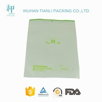 china supplier OEM factory colorfull calendar printing ziplock baby clothes packaging