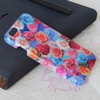 Wholesale cell mobile colorful printing pc fancy phone case